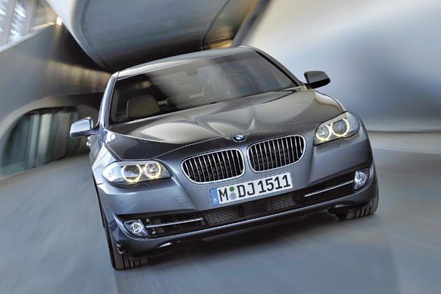 BMW 新型5シリーズ 新型車解説