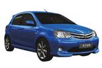 トヨタ、新型車「エティオス」コンセプトモデルをデリーオートエキスポにて出品