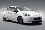 トヨタ、「プリウス G Sports」などスポーツ車を東京オートサロン2010へ出展