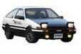 AE86 トレノ (頭文字D仕様)