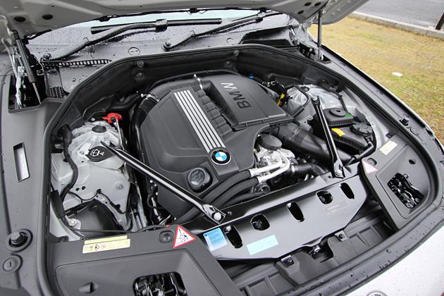 BMW 5シリーズグランツーリスモ 試乗レポート