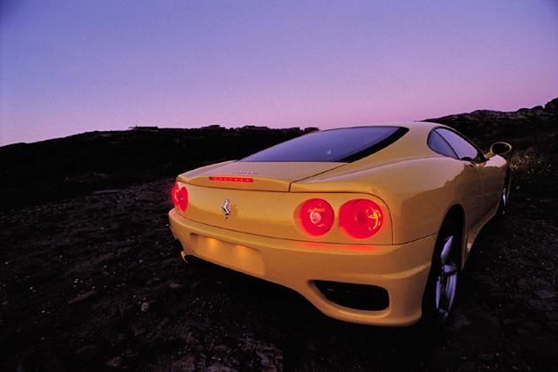 フェラーリ360モデナ