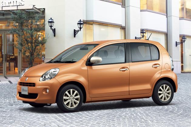 トヨタ パッソ 新型車解説