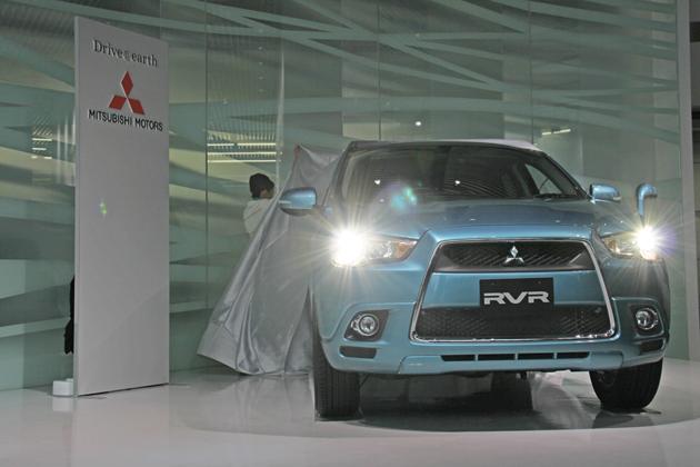 新型RVR アンベール