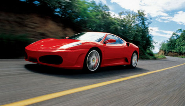 フェラーリ F430 新型車解説