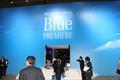 E350 BlueTEC 発表会の様子