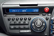 CR-Z AM/FMチューナー付CDプレーヤー