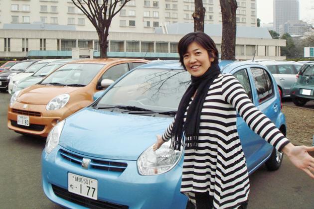 トヨタ パッソ/ダイハツ ブーン 試乗レポート|スーザン史子