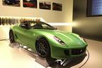 フェラーリ 599ハイブリッド 「HY-KERS」 … F1のKERS技術を応用