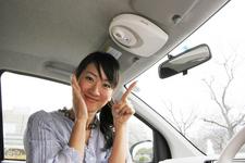 トヨタ パッソと藤島知子さん