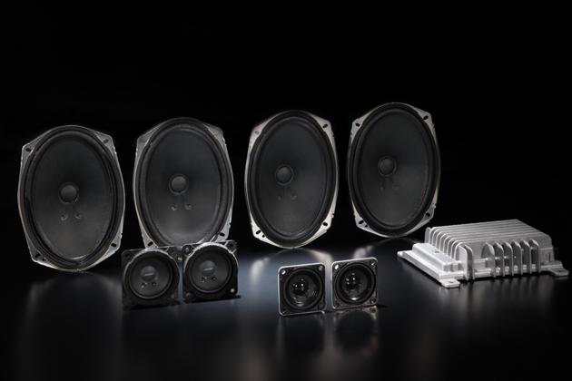 BOSE サウンドシステム イメージ
