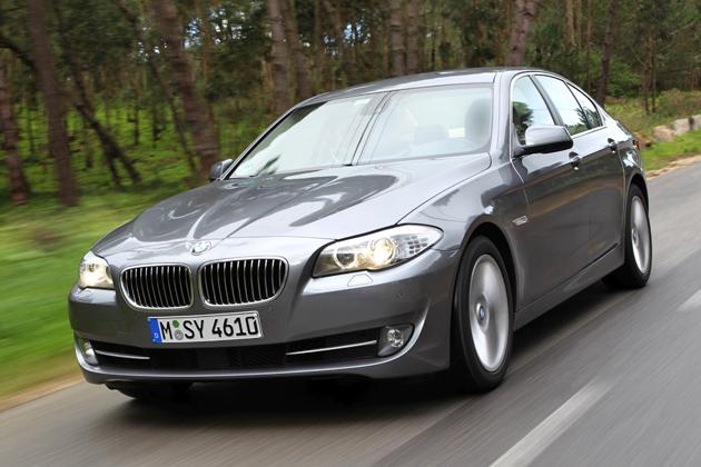 BMW 新型5シリーズ 海外試乗レポート/日下部保雄