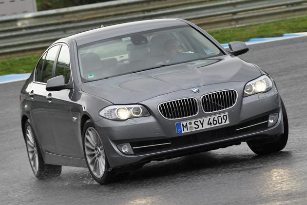 BMW 5シリーズ 海外試乗レポート/石川真禧照