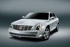 キャデラックDTS、業界で最も信頼性の高い大型高級車に選ばれる