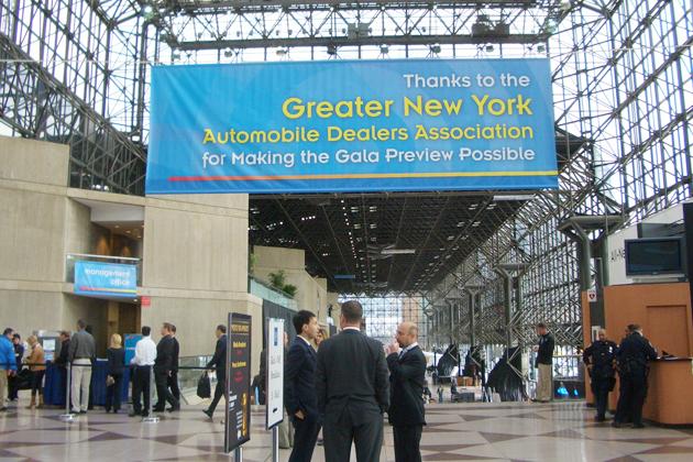 ニューヨークモーターショー2010 現地レポート