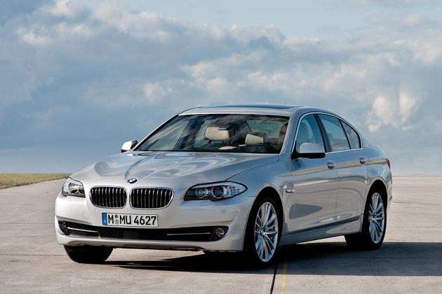 BMW 550i/走りと装備の5シリーズフラッグシップ