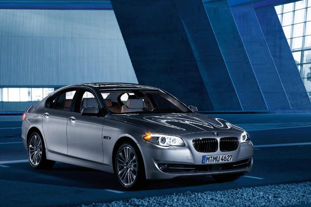 BMW 528i/環境に優しい「エコカー減税適合車」