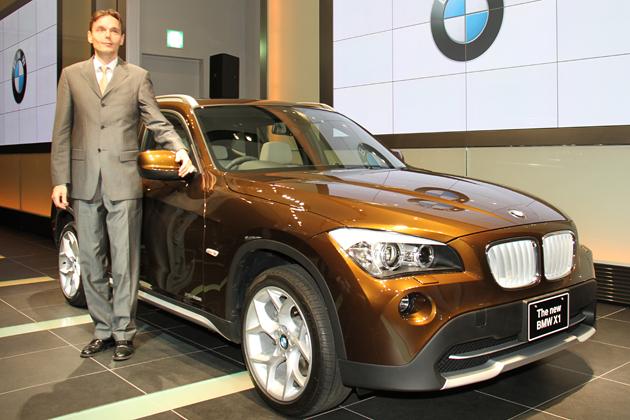 BMW X1 新車発表会速報