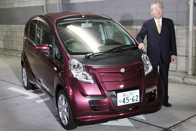 光岡 雷駆 新車発表会速報