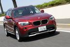 BMW X1 試乗レポート/岡本幸一郎