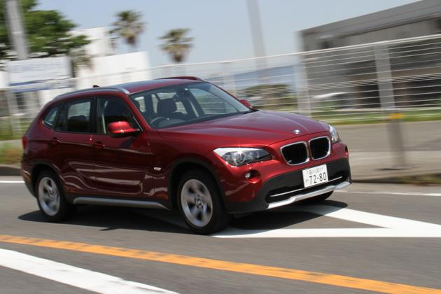 BMW X1 試乗レポート/菰田潔