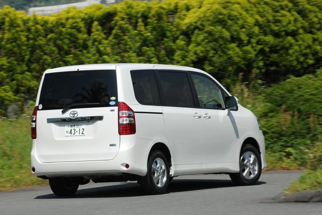 トヨタ ノア 試乗レポート