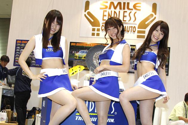 インポートカーショー2010 コンパニオン☆パラダイス 画像だワン!(1)