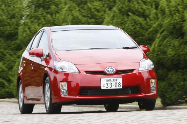 2010年5月新車販売ランキング/松下宏のコラム