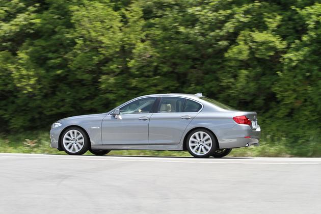 BMW 535i 試乗レポート/小沢コージ