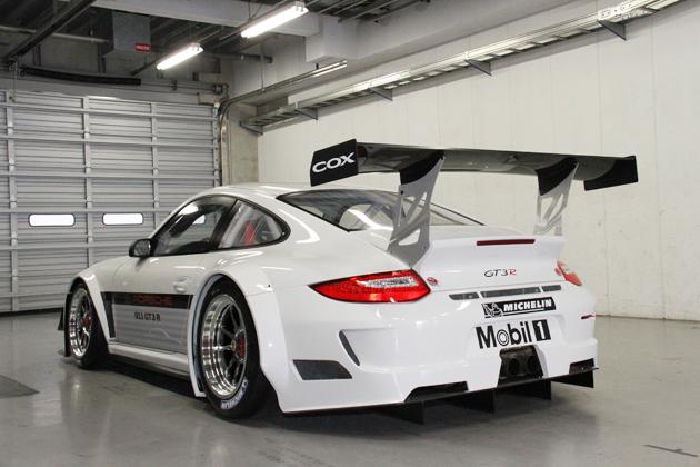 PORSHE 911 GT3R