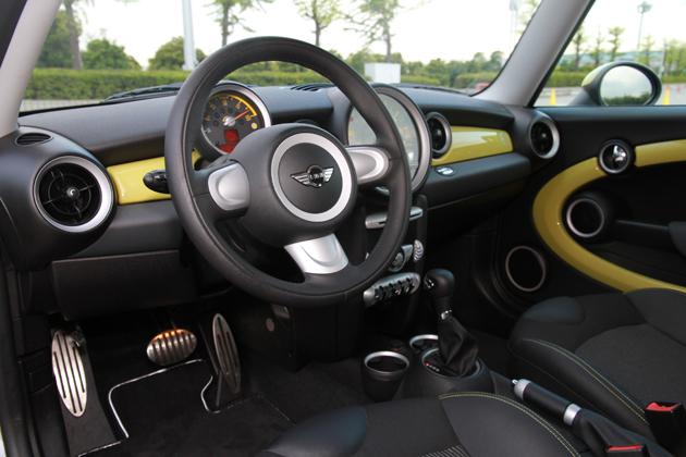 BMW MINI E 試乗レポート