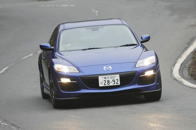 マツダ・RX 8の画像 p1_14