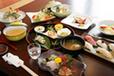 海響のコース料理