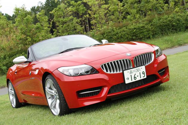 BMW Z4 SDrive 35is 試乗レポート
