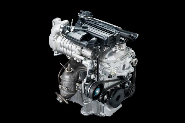 日産 「HR12DDR」エンジン