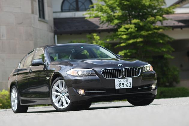 BMW 550i 試乗レポート