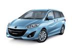 マツダ、新型プレマシーの4WD車を発売