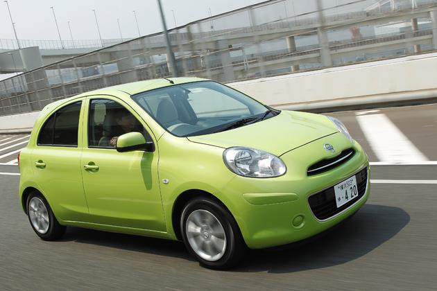 2010年7月新車販売ランキング