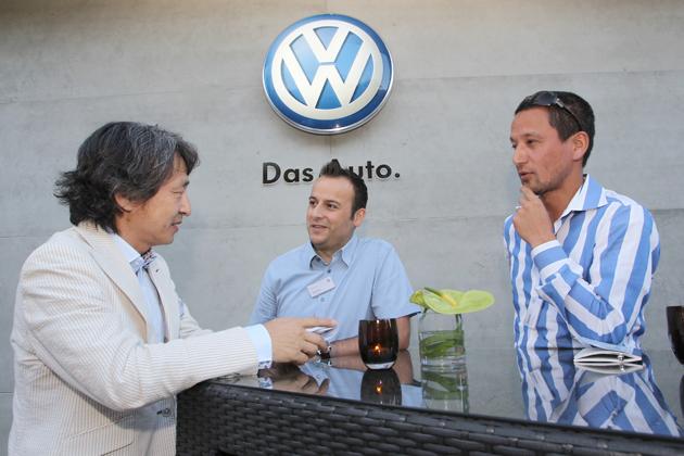 金子浩久・小沢コージの日独ミニバン対談-VW シャラン vs 国産ミニバン-