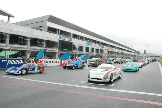 K4-GP 富士500キロ耐久レース 現地レポート
