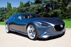 マツダ 靭(シナリ)・・・マツダ、新デザインのコンセプトカーを発表