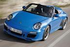 ポルシェジャパン、911スピードスターの予約を開始-現行の911を上回る伝統モデル-