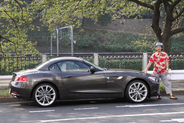 BMW・Z4の画像 p1_13