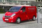 オペル、2010年度IAA商用車見本市で新モデルを初公開