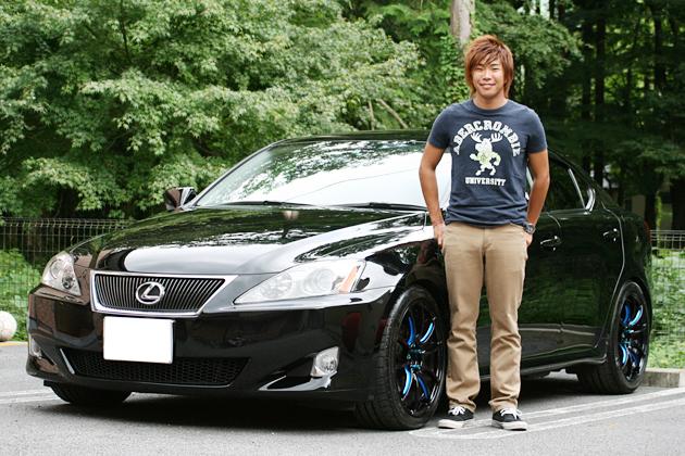 井口卓人選手/今井優杏の「あなたの愛車教えてください!」