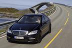 メルセデス・ベンツ 新型S63AMG 海外試乗レポート