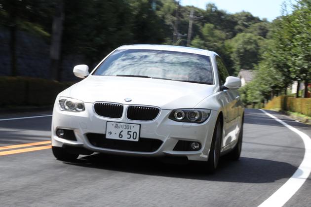 BMW 320iクーペ 試乗レポート