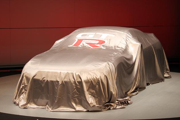日産 GT-R 2011年モデル