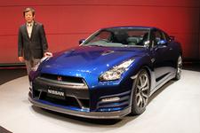 日産 GT-R 2011年モデル 新車発表会速報