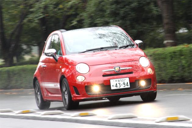 アバルト アバルト 500c 試乗 : autoc-one.jp